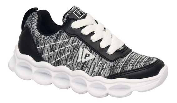Zapatillas Lite Run Blancas Plumitas Original