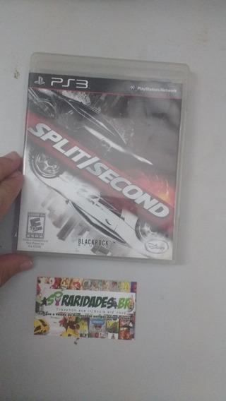 Jogo - Split/second - Playstation 3