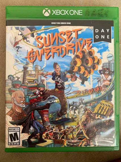 Jogo Xbox One Sunset Overdrive