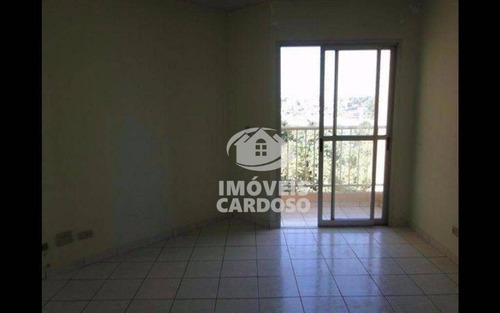 Imagem 1 de 5 de Apartamento Com 2 Dormitórios À Venda, 60 M² Por R$ 255.000 - Jardim Íris - São Paulo/sp - Ap0325