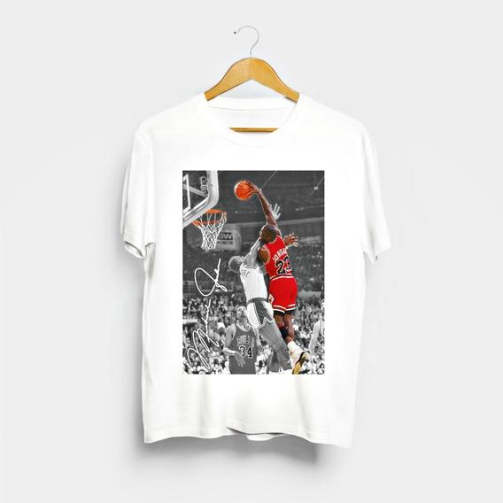 Camiseta Michael Jordan Basquete Basketball 1991 B359
