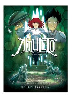 Amuleto 4 - El Ultimo Consejo - Kazu Kibuishi