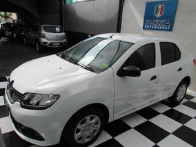 Renault Logan 1.0 Authentique Menos Ar