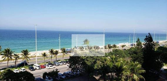 Excelente Apartamento Com Localização Na Praia Da Barra Da Tijuca - Ap1312