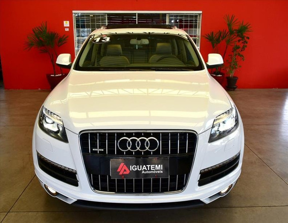 Audi Q7 3.0 Tfsi Quattro V6 24v