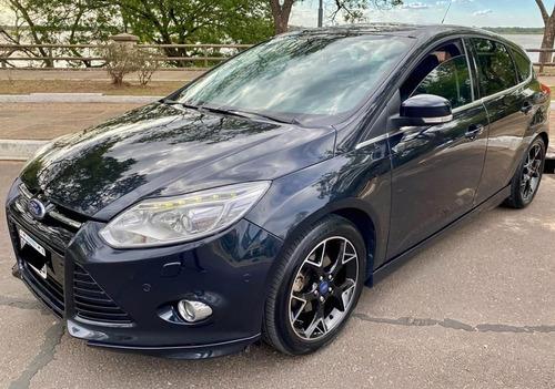 Ford Focus Titanium At