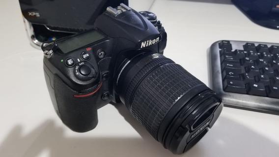 Câmera Nikon D300, Não Liga, Não Funciona