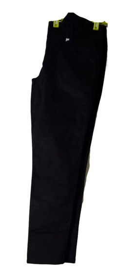 Pantalon Corderoy Baston Fino Semi Elastizado