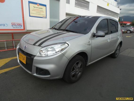 Renault Sandero Expression Mt 1600cc Sa