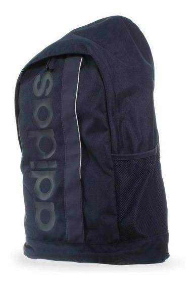 Mochila adidas Color Azul Linear Core - Ed0227