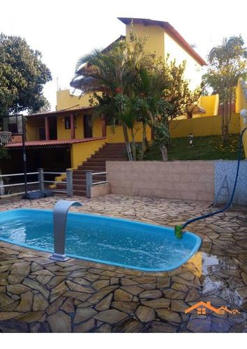 Imagem 1 de 15 de Chácara 3 Dormitórios 1230 M2 Água Azul - 20225
