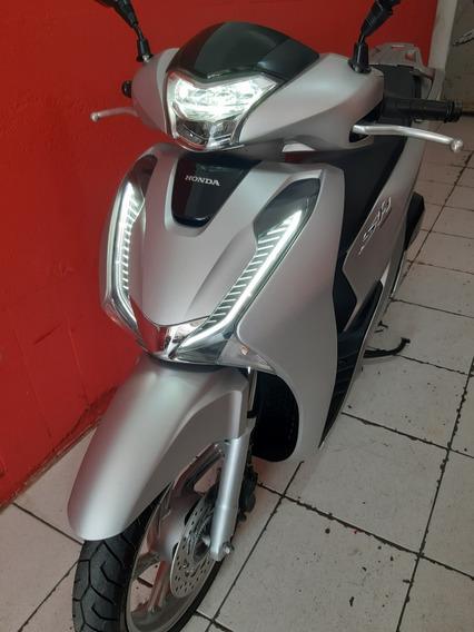 Honda Sh150i 2017 Prata