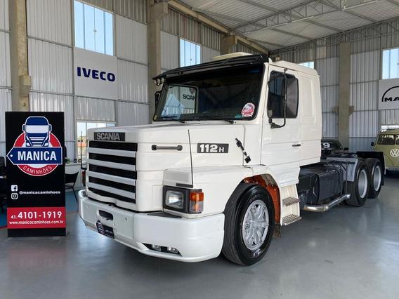Scania 112 320 6x2 1988