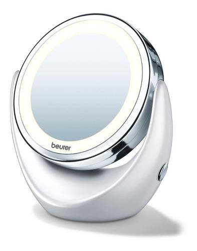 Espejo Profesional Maquillaje Aumento Luz Luces Potente Led