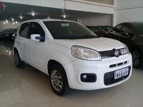 Fiat Uno Evolution 1.4 Flex 2015 Branco