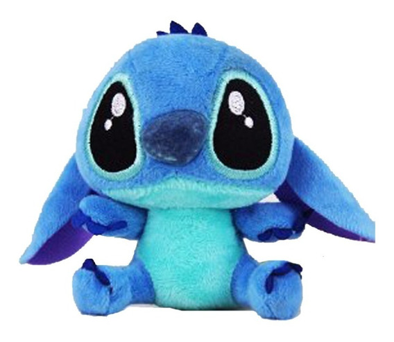 Stitch Pelúcia Lilo & Stitch Disney 12cm Original