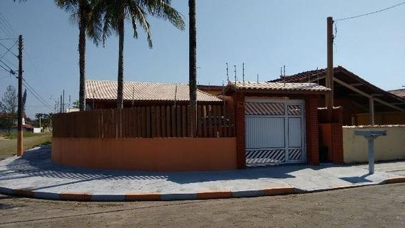 Casa Ficando Lado Praia 300m Do Mar 4128e