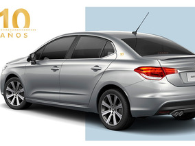 Citroën C4 Lounge Feel Pack Hdi 10 Años