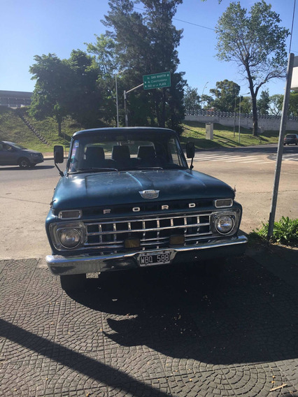 Ford F-100 1965 Pick Up