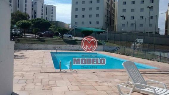 Apartamento Residencial Para Venda E Locação, Nova América, Piracicaba. - Ap1600