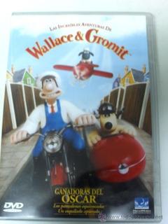 Las Increibles Aventuras De Wallace Y Gromit Dvd Original