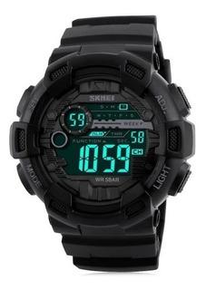 Reloj Hombre Skmei Cronometro - Sumergible - Deportivo