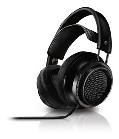 Fone De Ouvido Headphone Philips Fidelio X2hr - Open Back