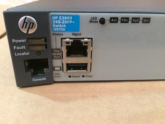 Switch Hp 24gb E3800 J9575a