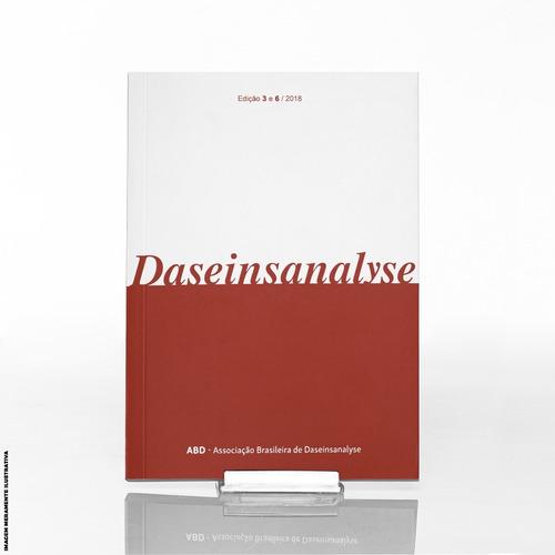 Imagem 1 de 2 de Revista Daseinsanalyse - Reedição Especial: Números 3 E 6