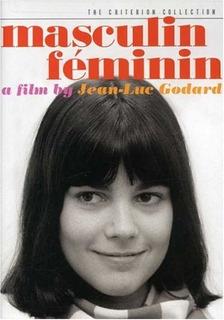 Dvd : Masculin Feminin (criterion Collection) (special E...