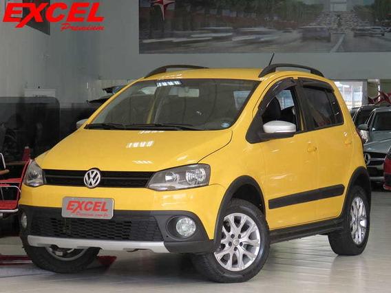 Volkswagen Crossfox 1.6 Mi Flex 16v 4p Manual 2014
