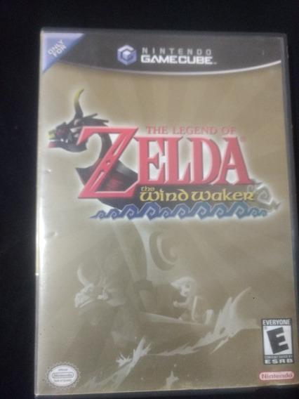 The Legend Of Zelda-the Wind Waker Gamecube