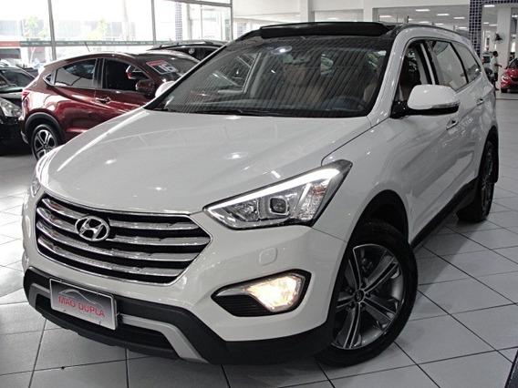 Hyundai Grand Santa Fe 2016 4x4 Top De Linha 7 Lugares