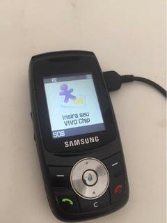 Celular Samsung Sgh E 746 Antigo Leia Abaixo