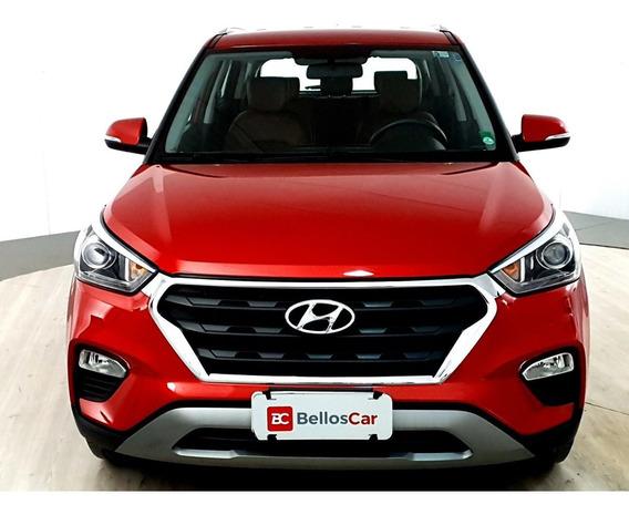 Hyundai Creta Prestige 2.0 16v Flex Aut. - Vermelho - 20...