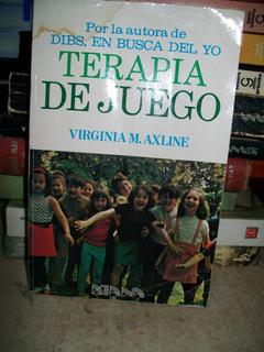 Terapia De Juego Virginia M Axline