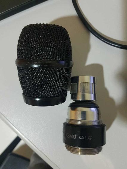 Cápsula Ksm9 Shure Para Microfone Ur2/u2 Rpw184