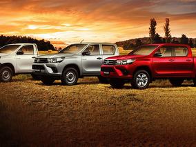 Financiamiento De Toyota Hilux 0km Y De Segunda
