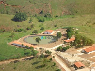 Fazenda Pecuária 1300 Ha Teófilo Otoni (mg) - Codigo: Fa0302 - Fa0302