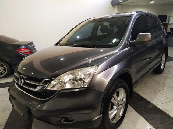 Honda Cr-v 2.4 Ex L At 4wd 2011