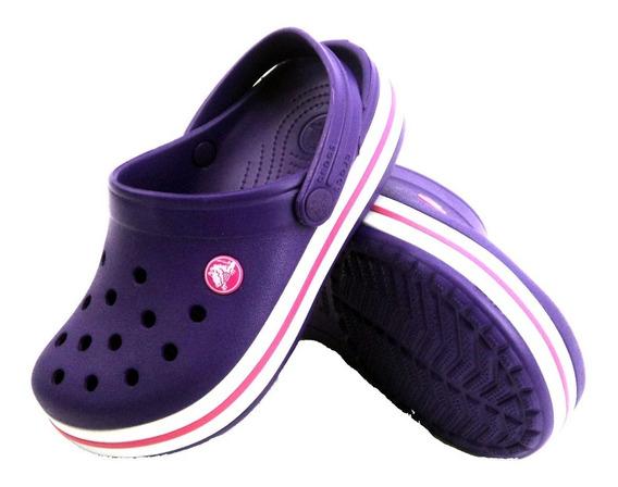Suecos De Goma Crocs Crocband Cr10998527 Empo2000
