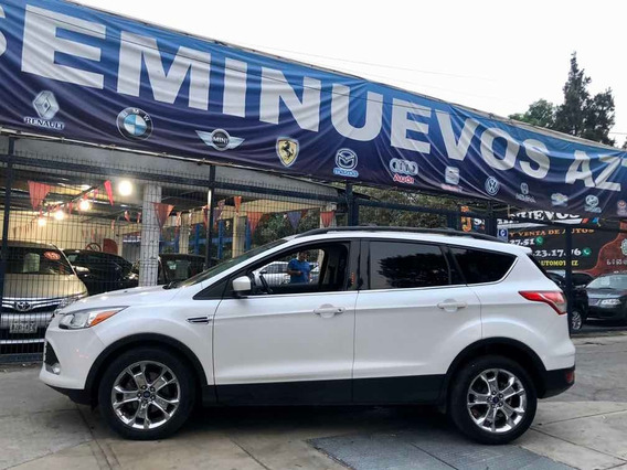 Ford Escape 2014 Se Plus Aut A/a Ba Abs Piel Qc Panoramic L4