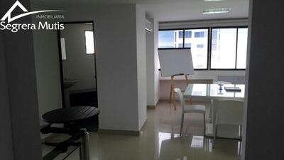 Oficinas En Arriendo Bocagrande 656-1284
