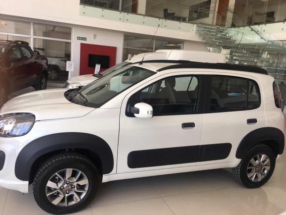 Fiat Uno Way 2019 - Opcion Gnc - Tomamos Tu Usado!