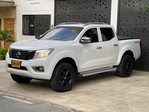 Nissan Frontier 2018 2.5cc 4x4 Mecánica Diésel