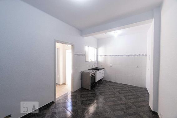 Casa Para Aluguel - Mooca, 1 Quarto, 30 - 893112415