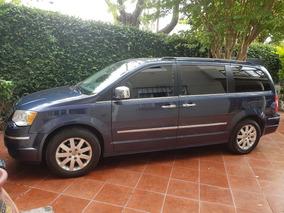 Chrysler Town & Country 3.8 Limited Atx Permuto! Van 3 Filas