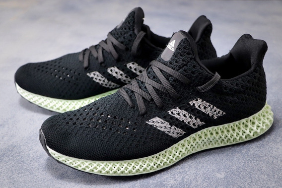 adidas Futurecraft 4d Black