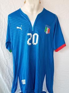 Jersey Sel. Italia Confederaciones 2013