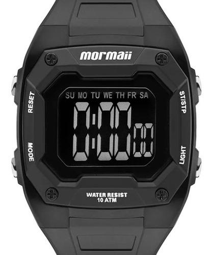 Relógio Mormaii Infantil Unissex Preto Digital Mo9451ab/8p